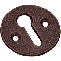 Traditionally Cast Bronze 32mm Keyhole Cover