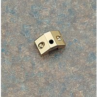 Extra Security Lock Block Brass