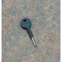 Key For Espagnolette Security Lock Block
