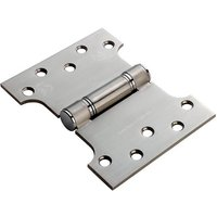 Grade 13 Bright Stainless Steel Parliament Projection Hinge 102x75x127mm In Pairs