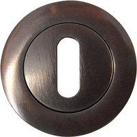 Dark Bronze Key Hole Cover 50mm