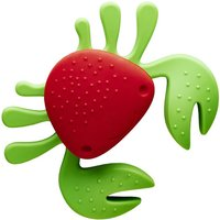 Red and Green Crab Cupboard Knob
