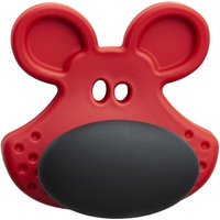 Red and Black Dewie Character Cupboard Knob