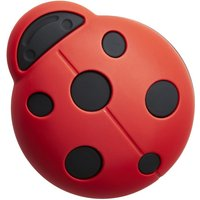 Red and Black Ladybird Cupboard Knob