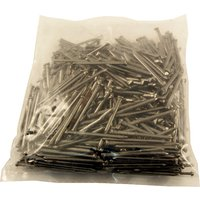 Oval Brad Nails 500g Poly Bag