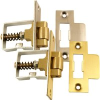 Adjustable Roller Bolt Mortice Latch