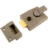 Double Locking Yale Front Door Lock 89