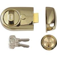 Brass Standard Yale Lock