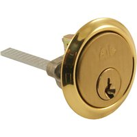 Spare Yale Front Door Cylinder Brass