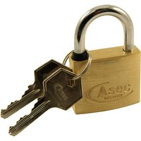 Solid Brass 40mm Padlock