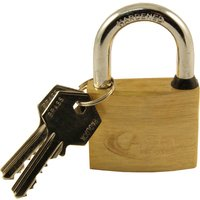 Solid Brass 50mm Padlock