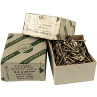 Stainless Steel CSK Wood Screws Box of 200