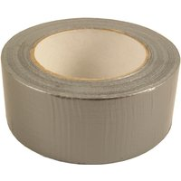 Silver Cloth Duct Tape 48mm