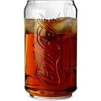 Coca Cola Can Glasses 12.3oz / 350ml (Pack of 3) - Coca Cola Gifts