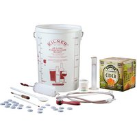 Kilner Drink Works Complete 35 Pint Cider Home Brew Kit