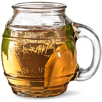 Yorkshire Family Recipe Barrel Mugs 17.5oz (Pack of 4) - Family Gifts