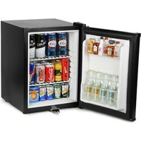 Frostbite Zero Degrees Mini Bar 35ltr Black - Gadgets Gifts