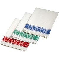 Linen Union Glass Cloths 51 x 76cm (Pack of 5) - Cloths Gifts