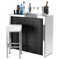 Hollywood Home Bar Black - Gadgets Gifts
