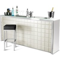 Hollywood Home Bar Large Cream - Gadgets Gifts
