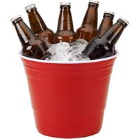 Red Cup Party Bucket 5.9ltr (Single)