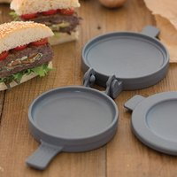 Home Made Stuffed Burger Press - Food Gifts