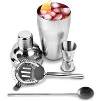 Stainless Steel Cocktail Shaker Set - Getting Drunk Gifts