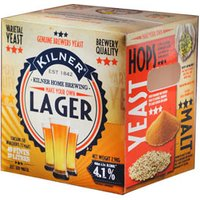 Kilner Home Brew Lager Refill Kit - Lager Gifts