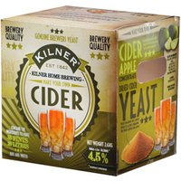 Kilner Home Brew Cider Refill Kit - Cider Gifts