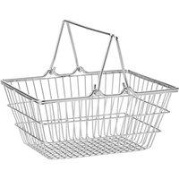 Mini Food Presentation Shopping Basket 18 x 13cm (Single) - Shopping Gifts