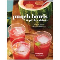 Punchbowls and Pitcher Drinks Book - Books Gifts
