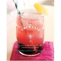 The Cocktail Club Book - Books Gifts