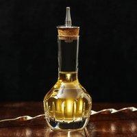 Verticle-Cut Bitters Bottle 3.2oz / 90ml (Case of 6)