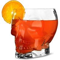 Tiki Skull Cocktail Bowl 60oz / 1.7ltr (Single) - Skull Gifts