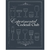 Experimental Cocktail Club Book - Books Gifts