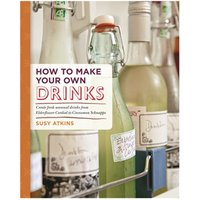 How to Make Your Own Drinks Book - Books Gifts