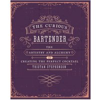 The Curious Bartender Book - Books Gifts