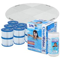 Lay Z Spa Platinum Spa Starter Kit