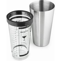 Click to view product details and reviews for Recipe Boston Cocktail Shaker.