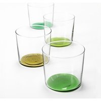 Click to view product details and reviews for Lsa Coro Leaf Tumblers 109oz 310ml Pack Of 4.