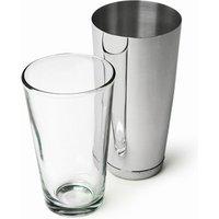 Professional Boston Cocktail Shaker (Tin & Glass Set) - Glass Gifts