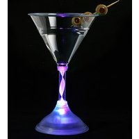 Click to view product details and reviews for Seven Colour Change Cocktail Glass 8oz 230ml Single.