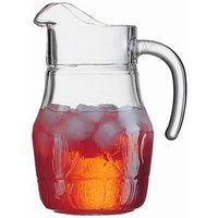 Click to view product details and reviews for Fleur Glass Jug 458oz 13ltr Pack Of 6.