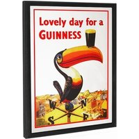 Guinness Toucan Mirror - Guinness Gifts