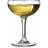 Elegance Coupe Champagne Glasses 5.6oz / 160ml (Pack of 12) - Drinking Gifts