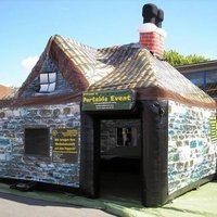 The Kilderkin Inflatable Pub - Inflatable Gifts