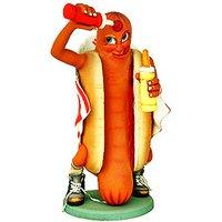 Hot Dog Figure - Dog Gifts