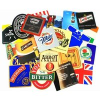 Traditional Pub Beer Mats (Pack of 25) - Pub Gifts