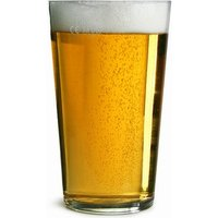 Click to view product details and reviews for Conique Pint Glasses Ce 20oz 568ml Pack Of 4.