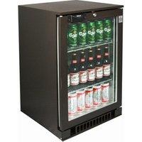 Osborne eCold 30ES Glass Door Undercounter Bottle Cooler Brown - Brown Gifts